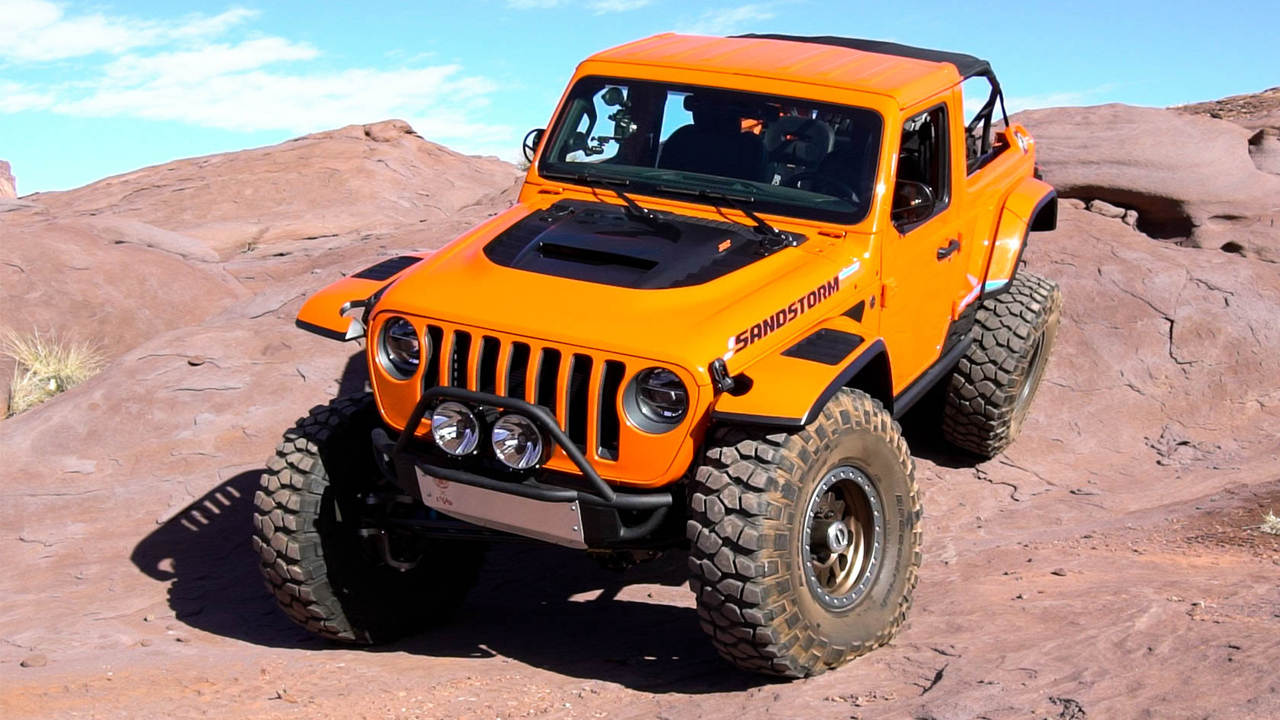 10 Reasons Why the Sandstorm Is Our Favorite Fast Jeep
