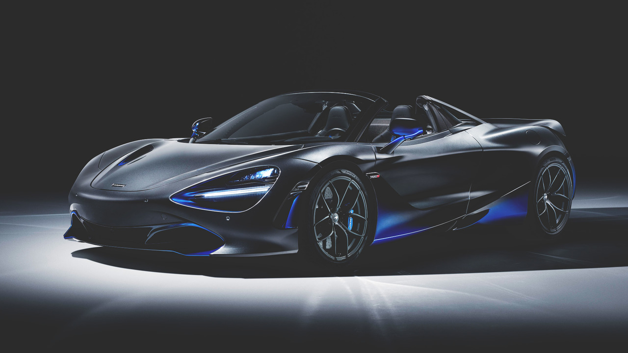 Behind the Wheel: the 2020 McLaren 720S Spider