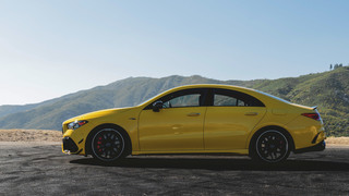 MotorTrend Hot Laps With Randy Pobst: 2020 Mercedes-AMG CLA45