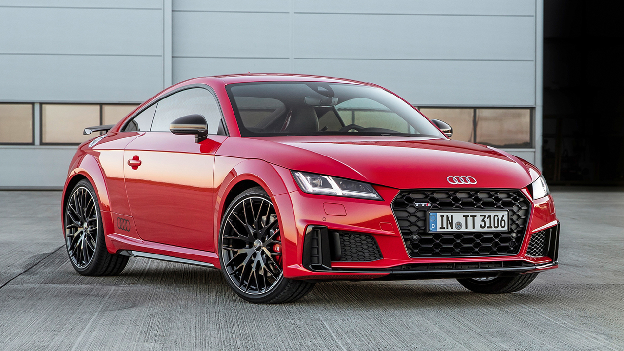 Behind the Wheel of Audi's Tiniest Sports Coupe