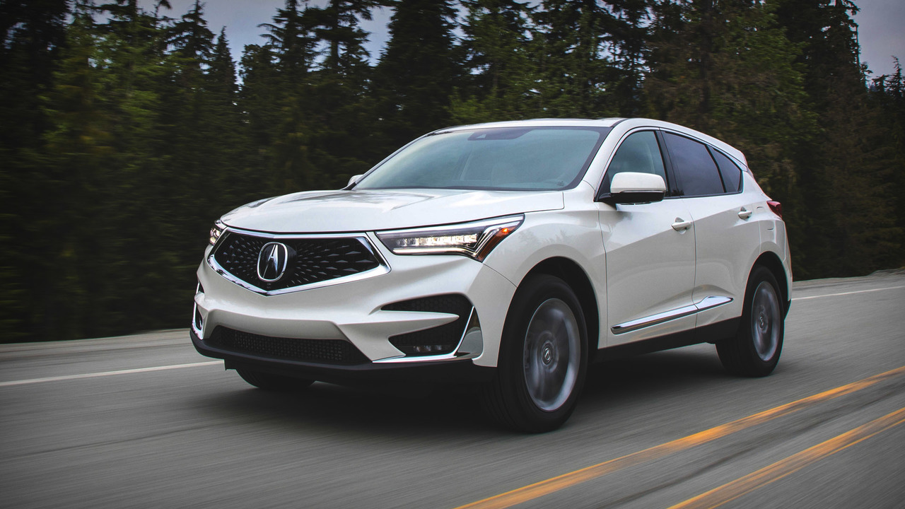 From the Press Room: the 2019 Acura RDX