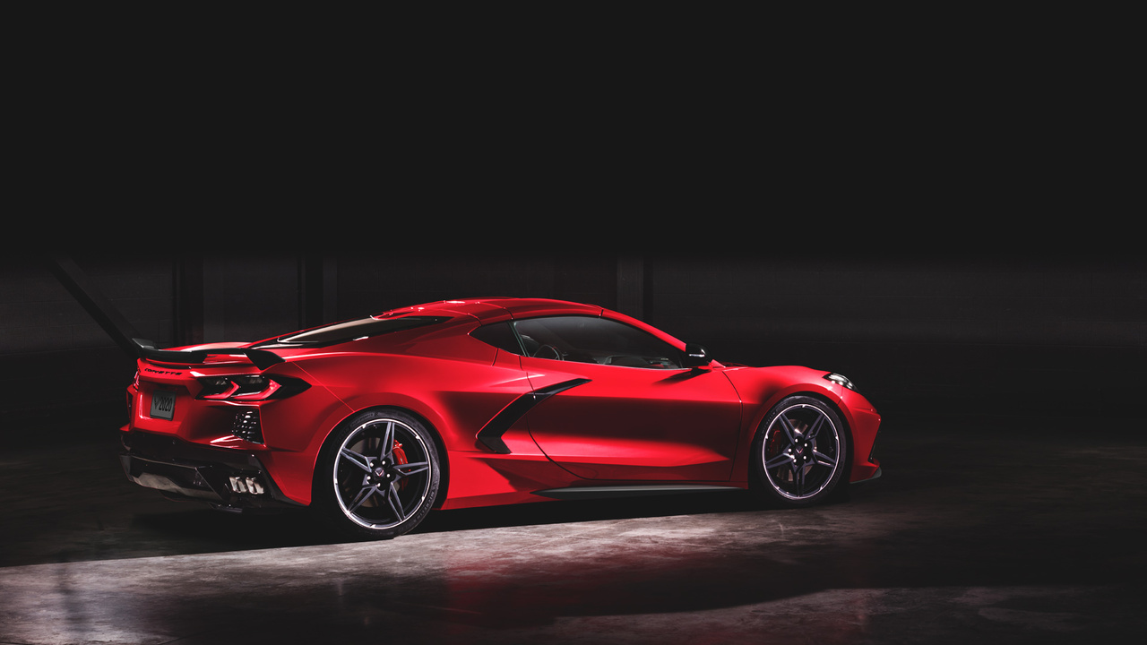 8 Cool Things: the 2020 Corvette Stingray