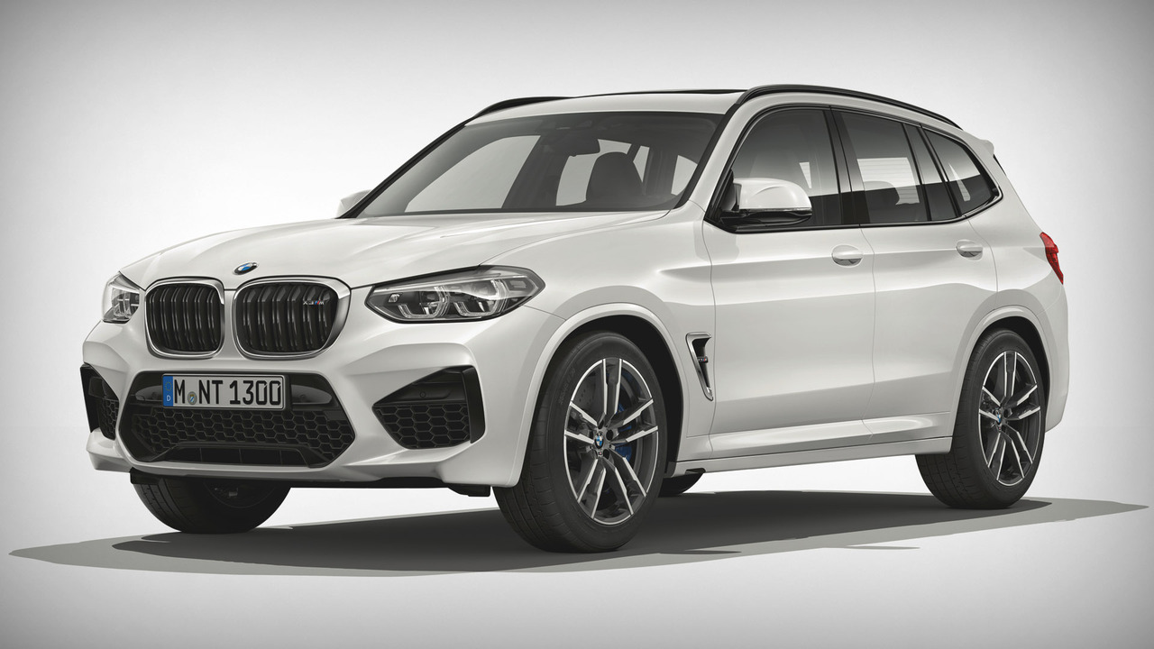 From the Press Room: the 2019 BMW X3 M