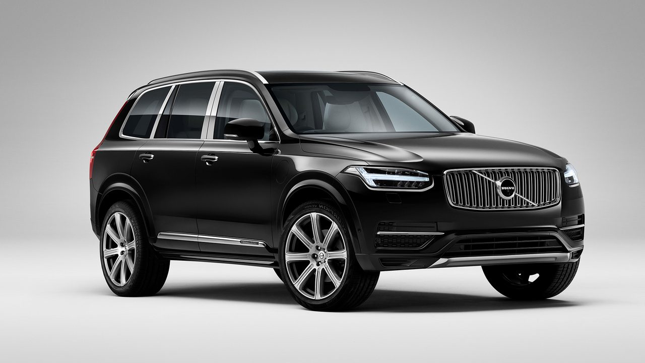 Behind the Wheel of the Ultra-Luxurious Volvo XC90 Excellence