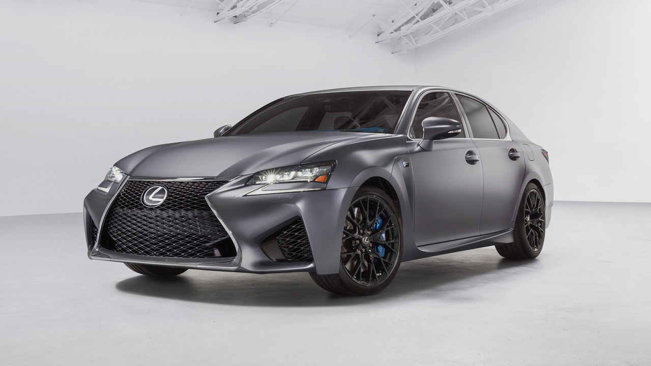 7 Reasons Why the Lexus GS F Is the Ultimate Sleeper Sedan