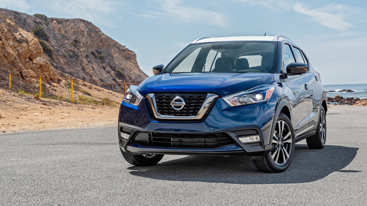 Behind the Wheel: Getting Kicky in the 2018 Nissan Kicks