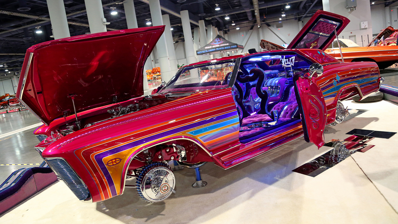 Best Of: Las Vegas Super Show Lowriders