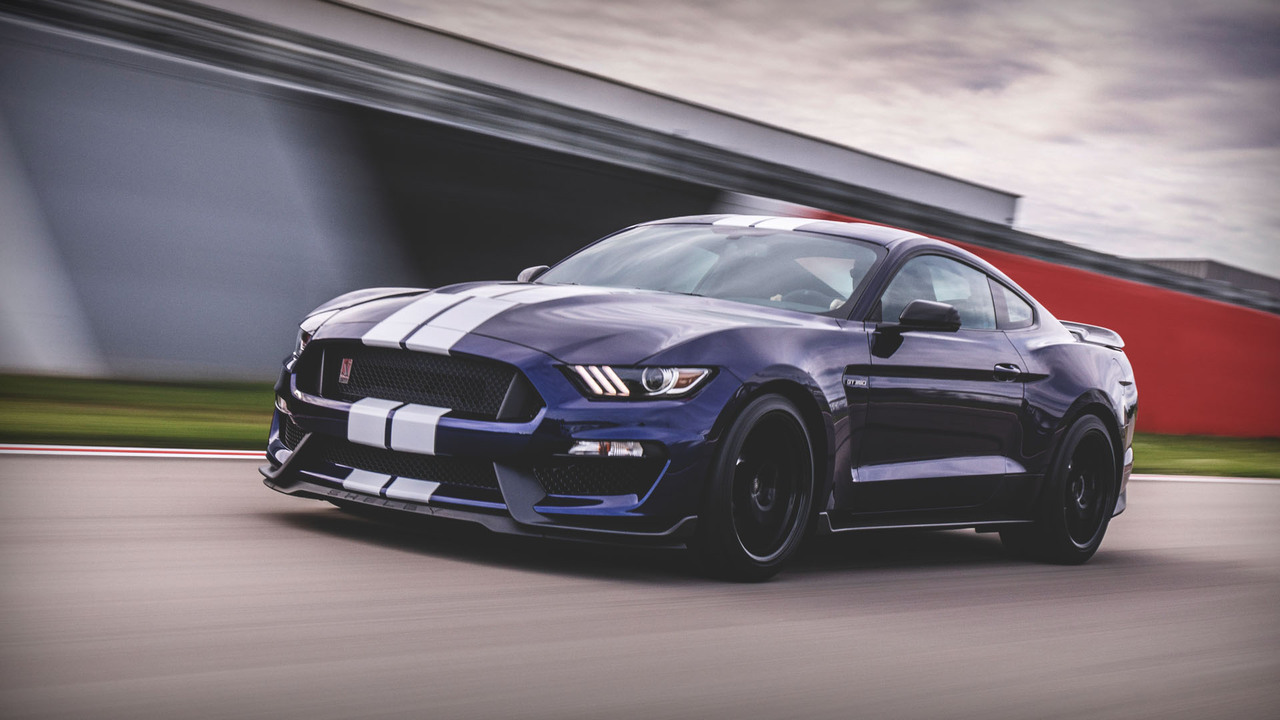 The Press Room: 2019 Ford Shelby GT 350