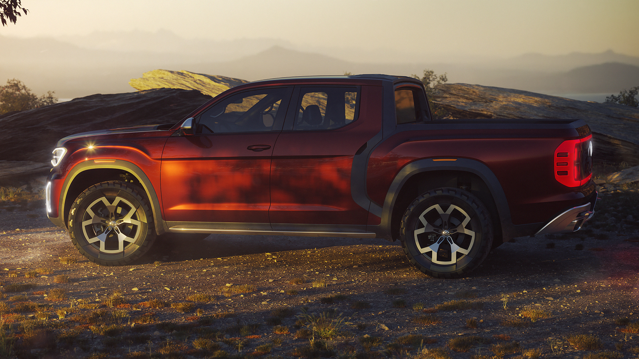 8 Reasons Why Volkswagen Should Sell the Tanoak Pickup