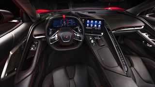 MotorTrend Takes a First Look at the Interior of the 2020 Corvette Stingray