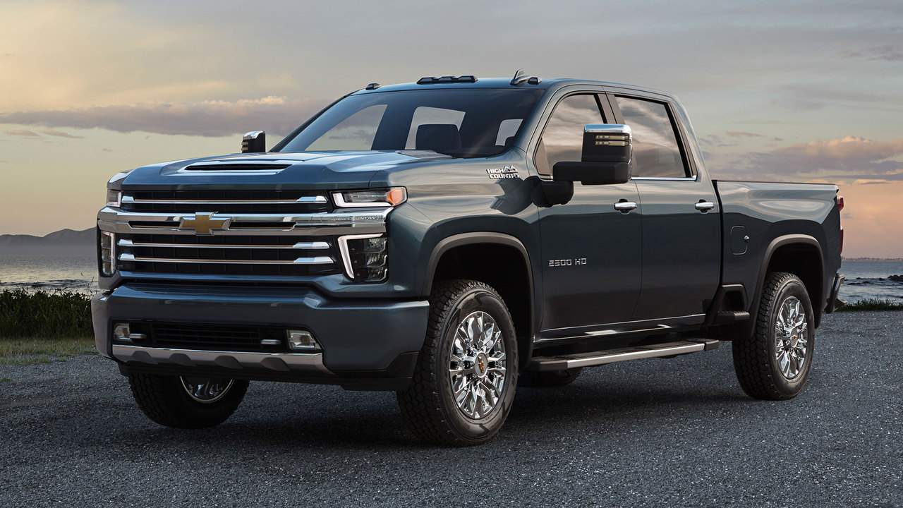 Behind the Wheel: Driving Chevy's Most Capable Truck Ever, the Silverado HD
