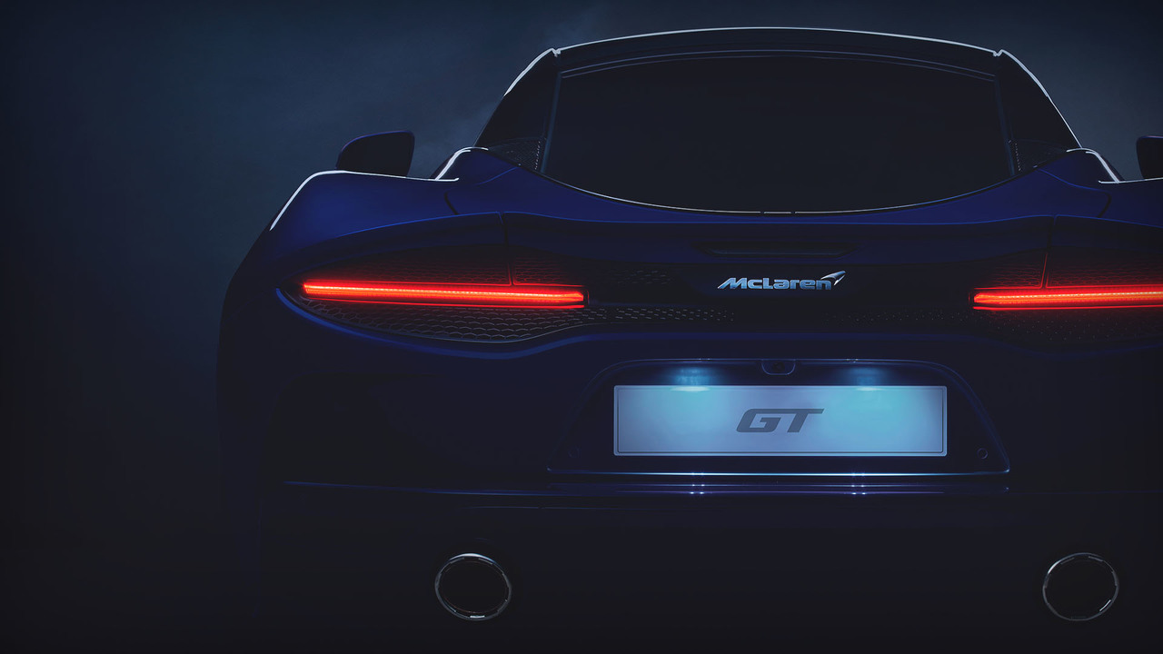 5 Cool Things: The 2020 McLaren GT