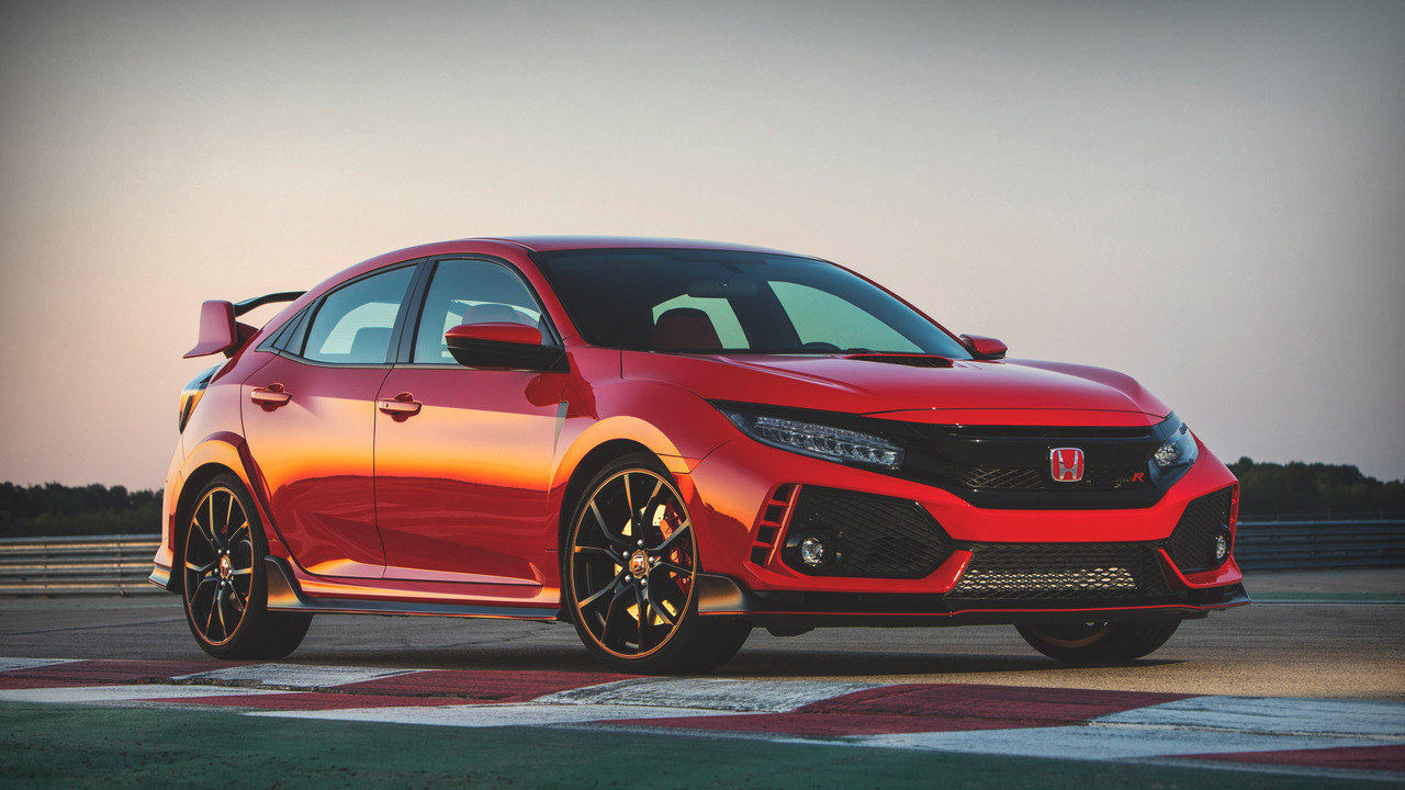 From the Press Room: the 2019 Honda Civic Type R
