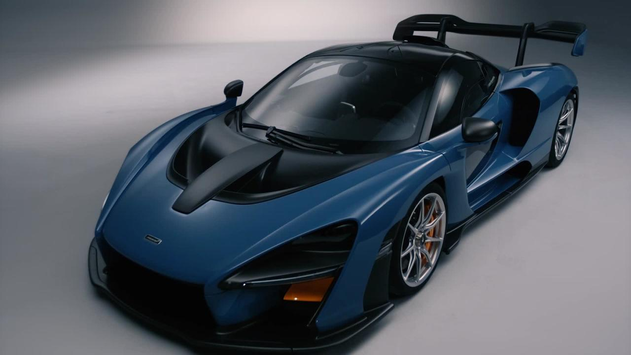 McLaren Senna First Look