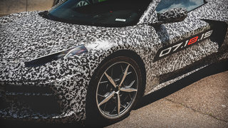 Behind the Wheel: the 2020 Corvette C8