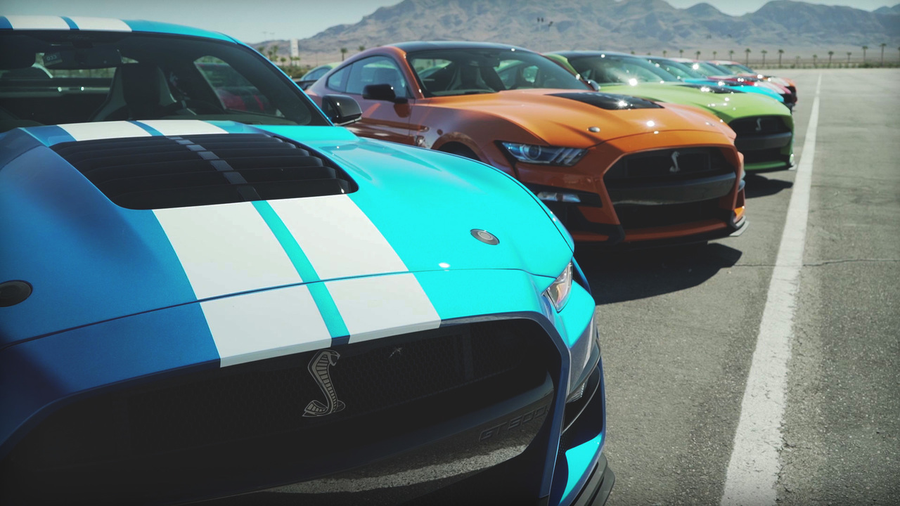 Need to Know: 2020 Ford Mustang Shelby GT500