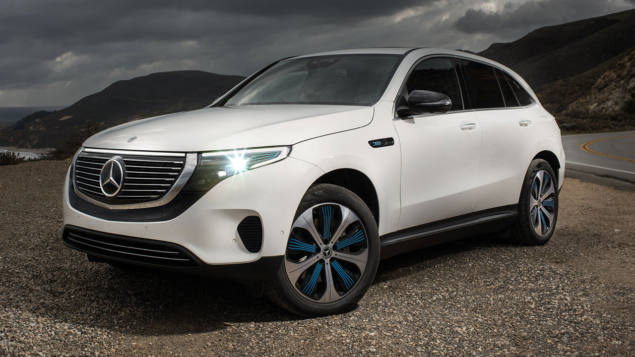 6 Reasons Why the Mercedes-Benz EQC400 Is Crucial