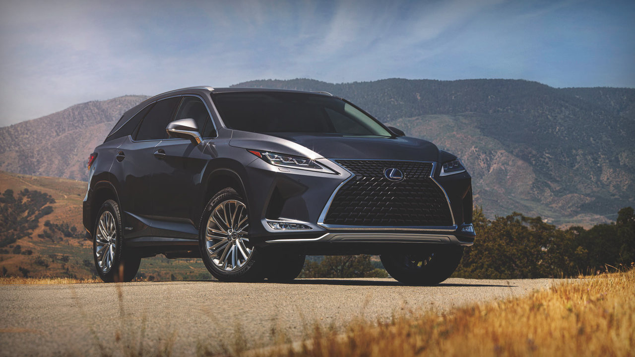 From the Press Room: the 2020 Lexus RX 450hL