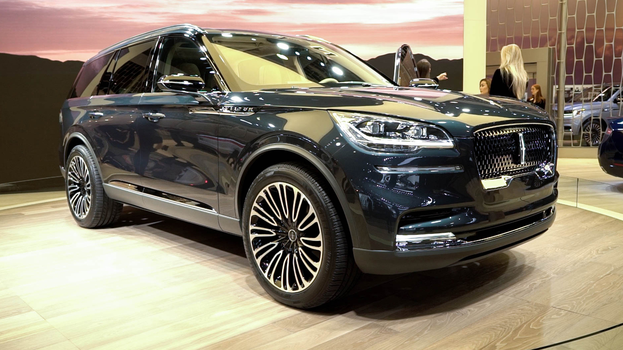 10 Reasons Why the Lincoln Aviator Demands Attention