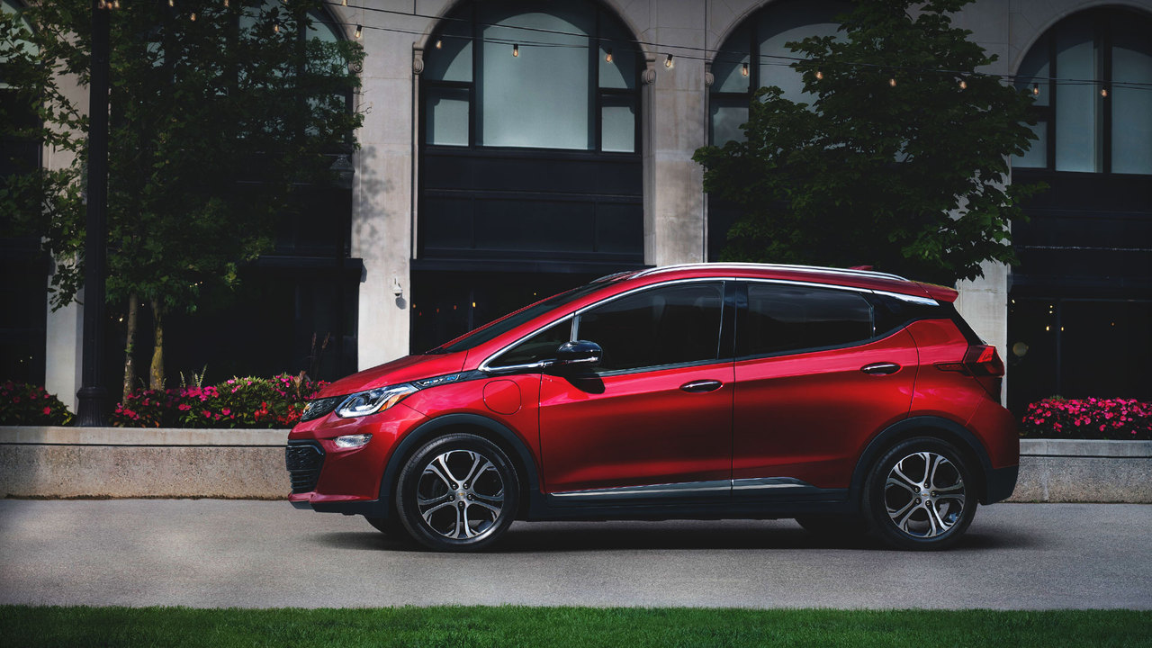 First Test: the 2020 Chevrolet Bolt EV