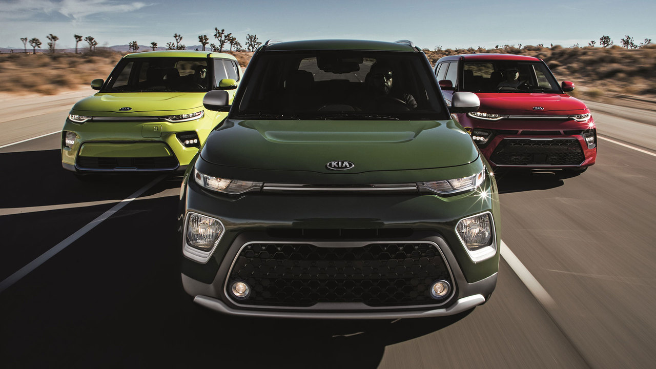 Behind the Wheel: Cruising Hamster-Style in the 2020 Kia Soul GT Line