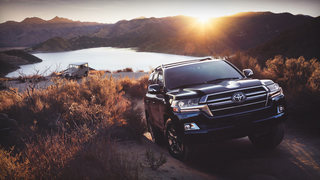 Behind the Wheel: the 2020 Toyota Land Cruiser