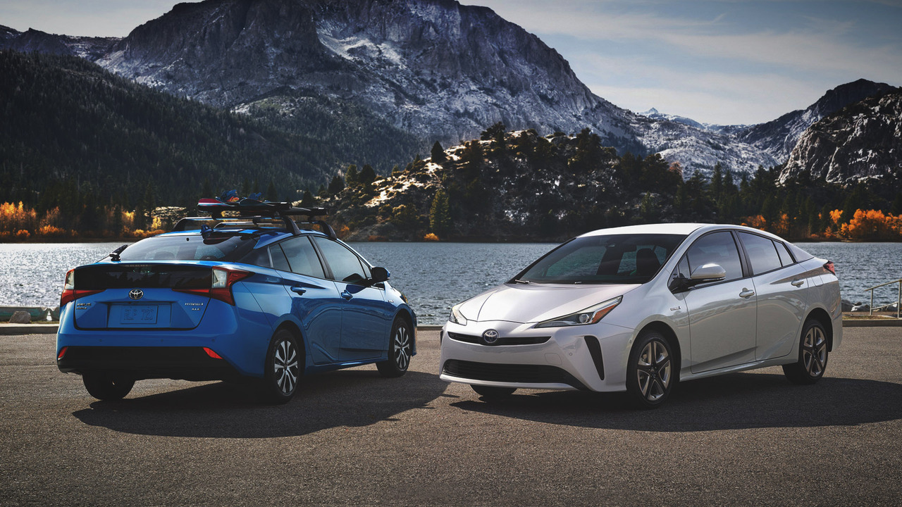 From the Press Room: The Toyota Prius AWD-e