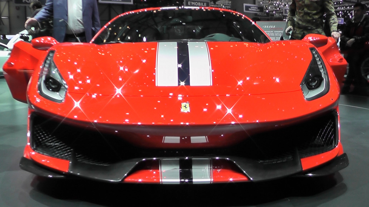 10 Reasons Why The 488 Pista Is The Ultimate Driver's Ferrari