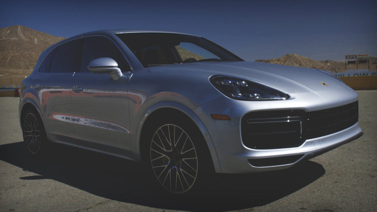 Watch This: Randy Pobst Hot Laps the Porsche Cayenne Turbo