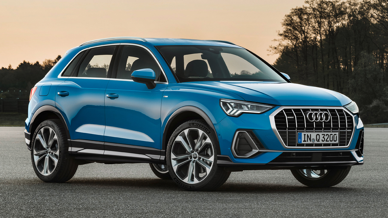 8 Reasons Why the 2019 Audi Q3 Is a True Audi