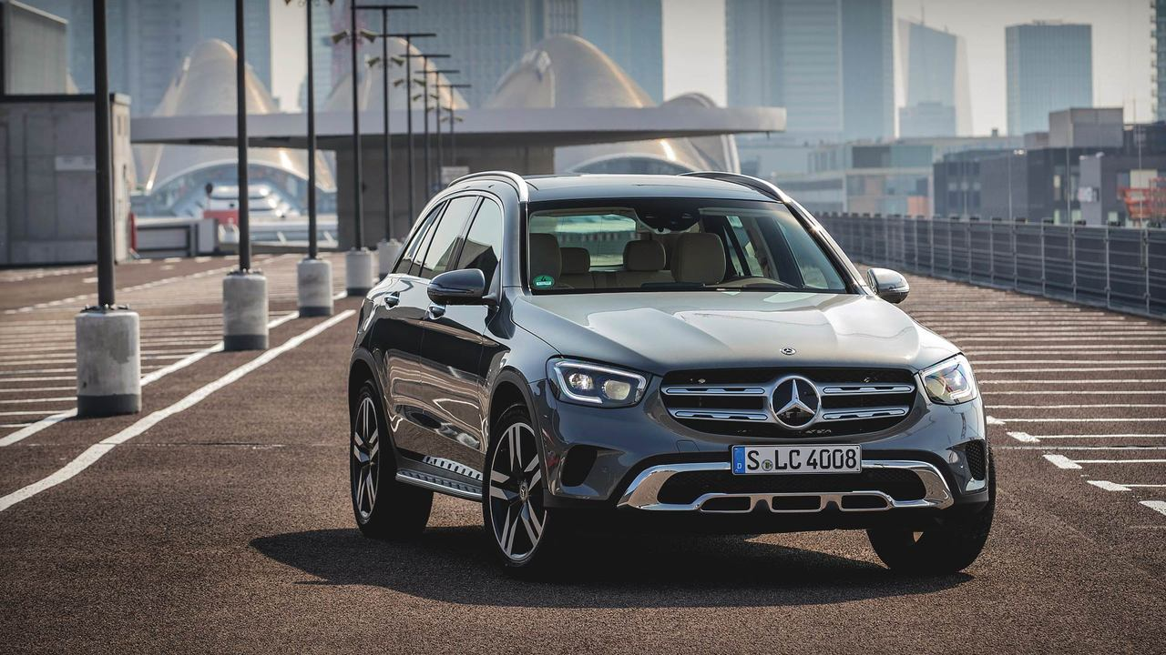 First Test: 2020 Mercedes-Benz GLC300