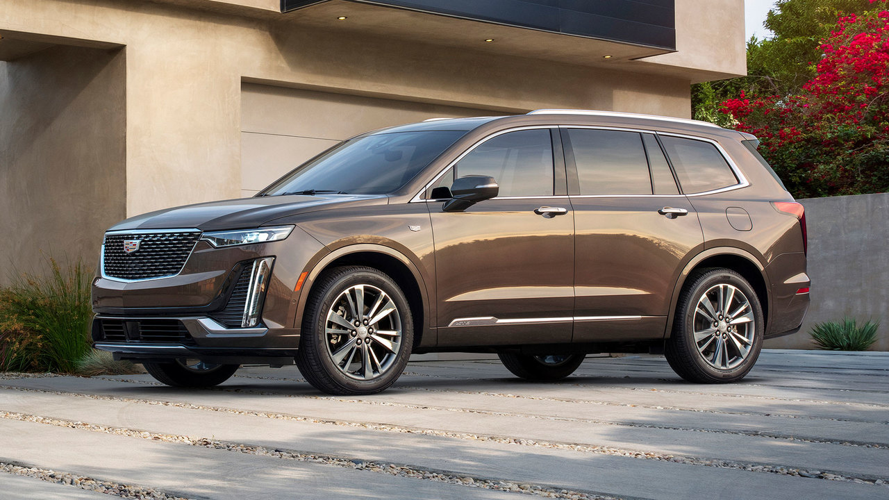 8 Reasons Why the Cadillac XT6 Is a Worthy Escalade Companion