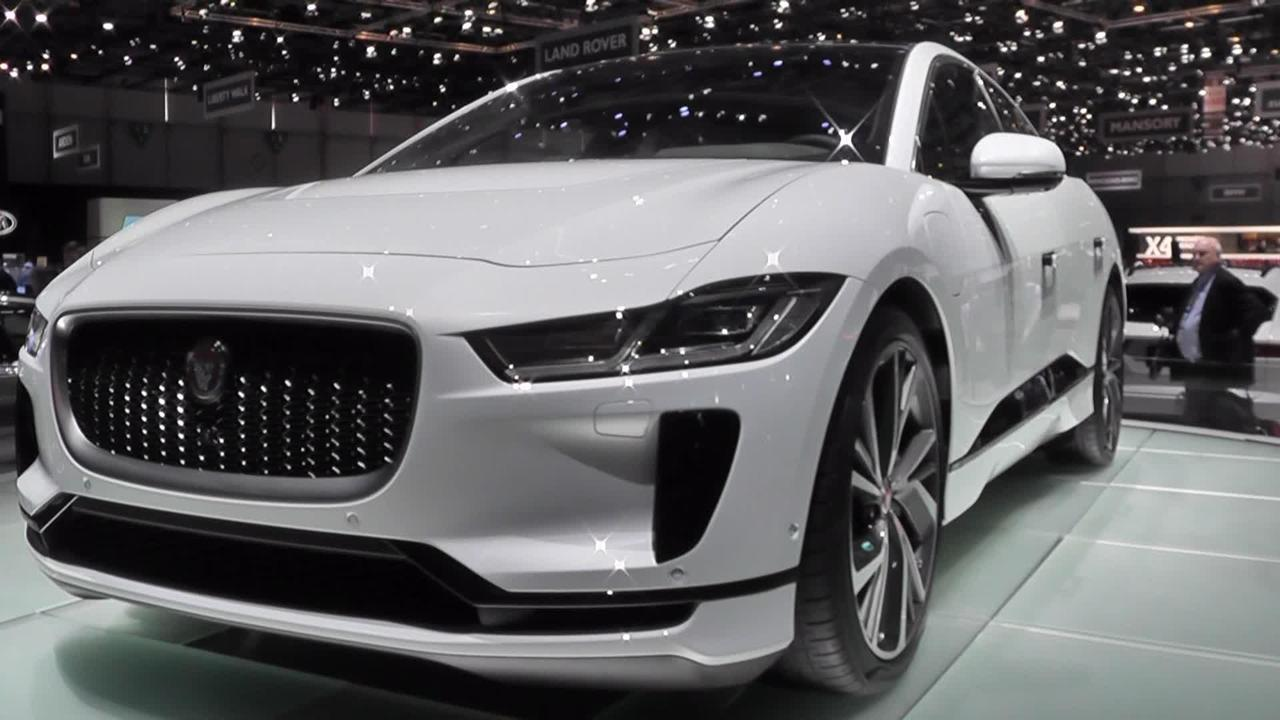 10 Reasons Why The Jaguar I-Pace Is Tesla's Worst Nightmare