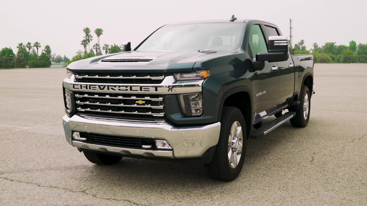 First Test: the 2020 Silverado 2500HD