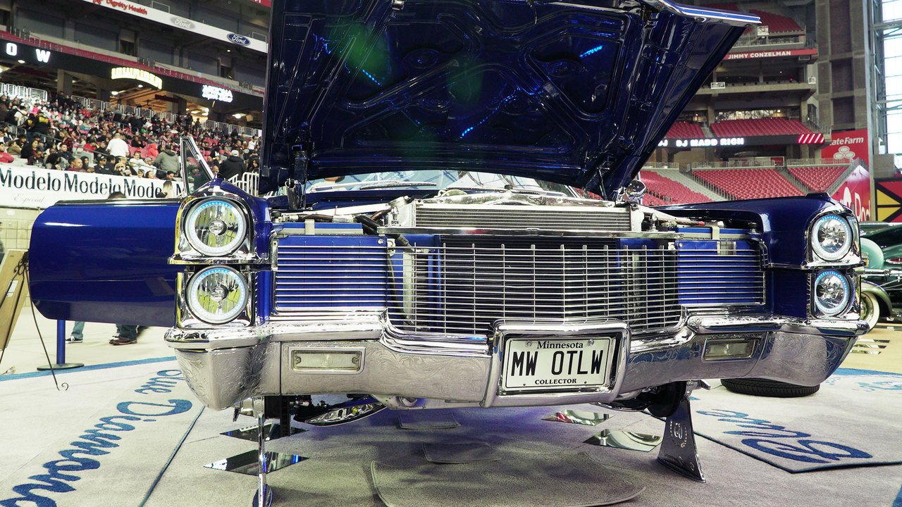 Best of Lowriders at the Arizona Super Show