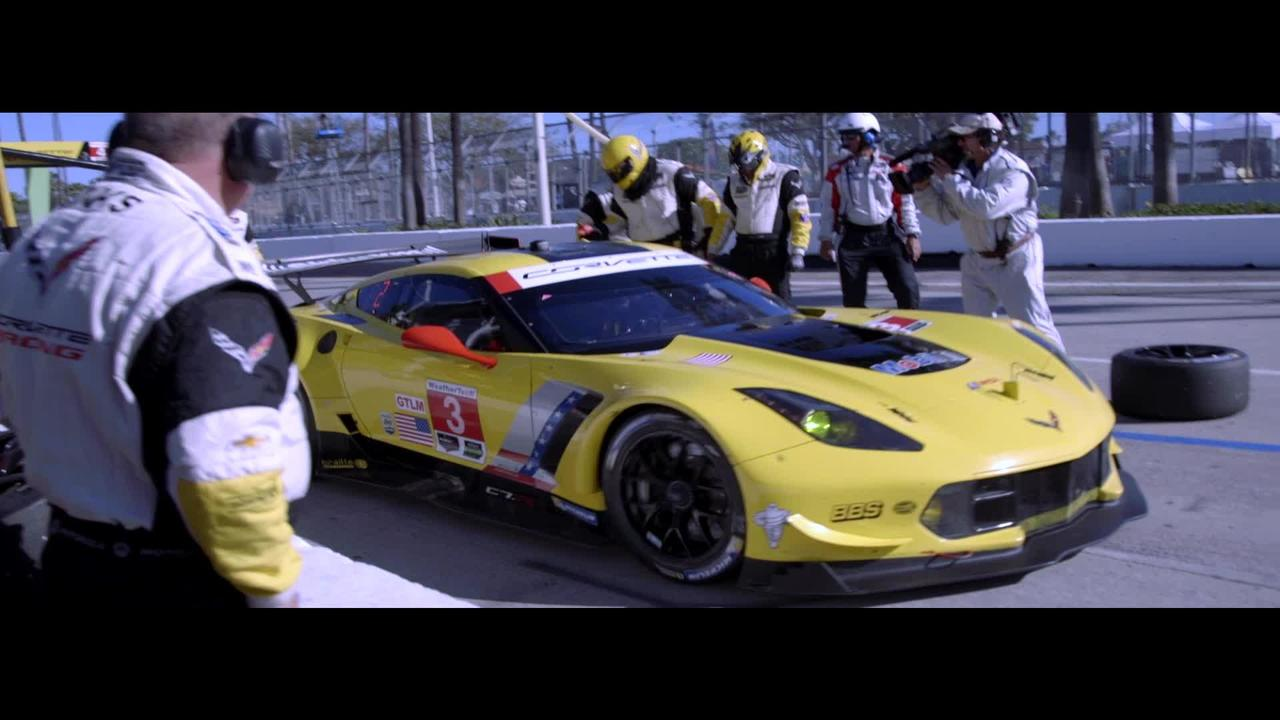 "Motor Trend's ""Road to Le Mans 2016"" with Corvette Racing"