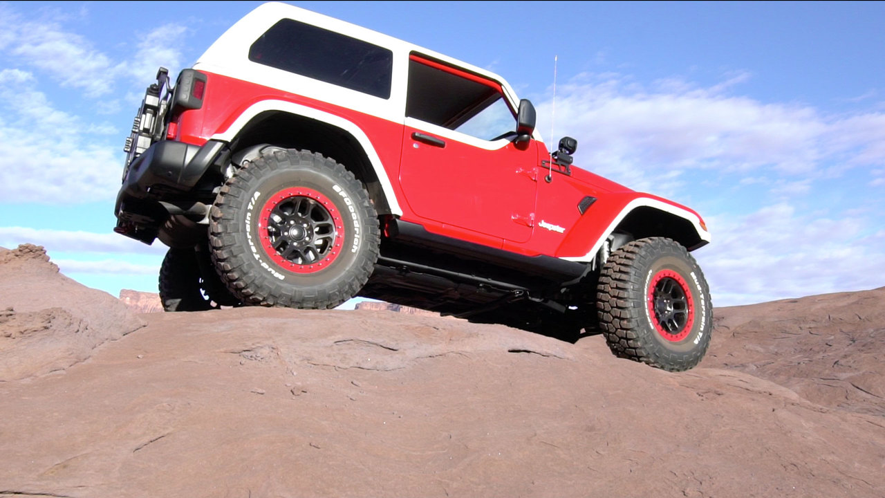 10 Reasons Why We Love The Jeepster Concept