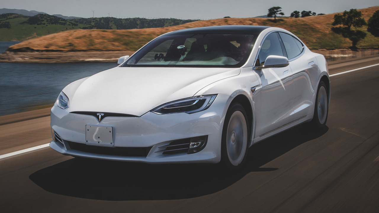 Did You Hear? MotorTrend Drove a Model S from the Bay to L.A.
