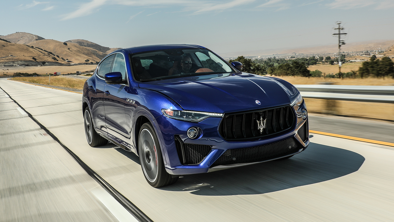 Behind the Wheel: 2019 Maserati Levante Trofeo