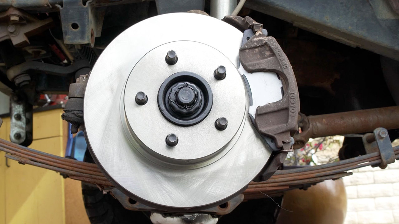 How to Replace Old Brakes at Home