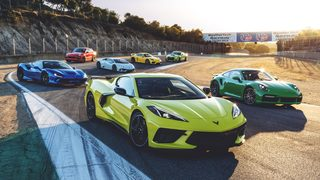 Promo: Picking the 2020 MotorTrend Best Driver's Car Winner