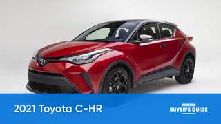 2021 Toyota C-HR Video Review: MotorTrend Buyer's Guide