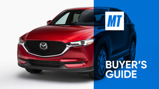 2021 Mazda CX-5 Signature Video Review: MotorTrend Buyer's Guide