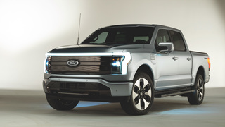 2022 Ford F-150 Lightning First Look: Ford's F-150 EV Is Here