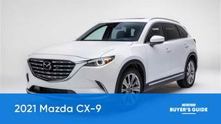 2021 Mazda CX-9 Signature AWD Video Review: MotorTrend Buyer's Guide