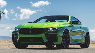 MotorTrend Hot Laps With Randy Pobst: 2020 BMW M8 Competition