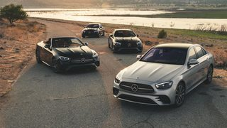 2021 MotorTrend Car of the Year: Mercedes-Benz E-Class