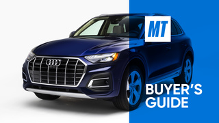 2021 Audi Q5 Video Review: MotorTrend Buyer's Guide