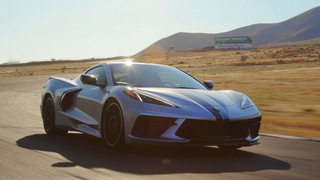 MotorTrend Hot Laps With Randy Pobst: 2020 Chevrolet Corvette Stingray Z51