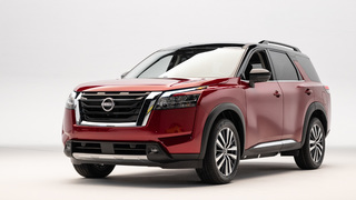 2022 Nissan Pathfinder First Look: Desirable Again?